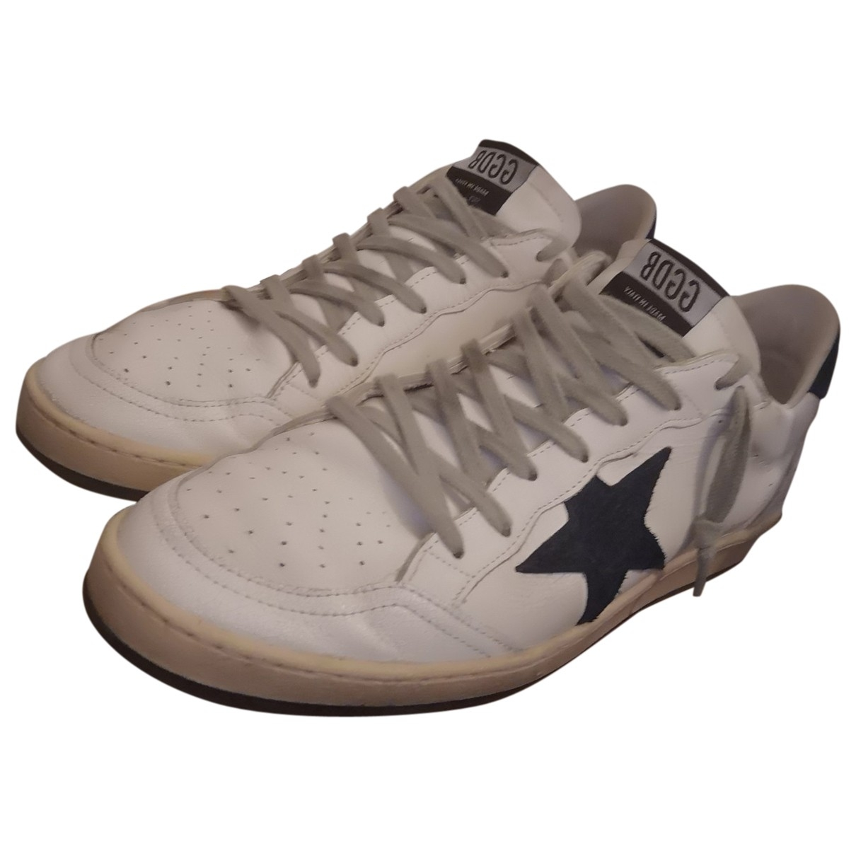 Deportivas Ball Star Golden Goose