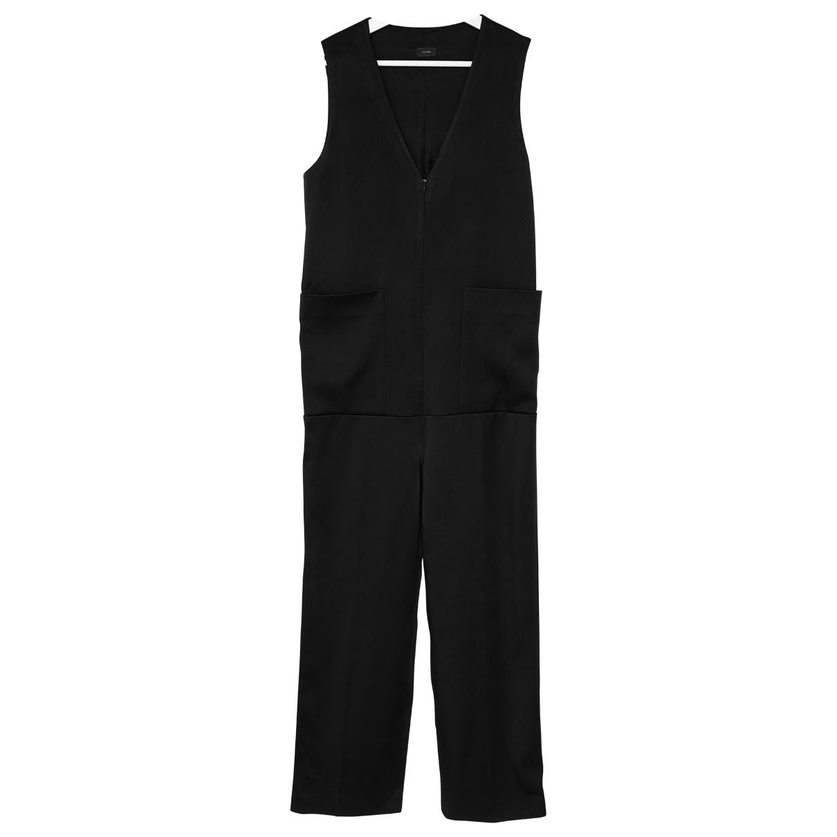 Joseph \N Black jumpsuit for Women 36 FR