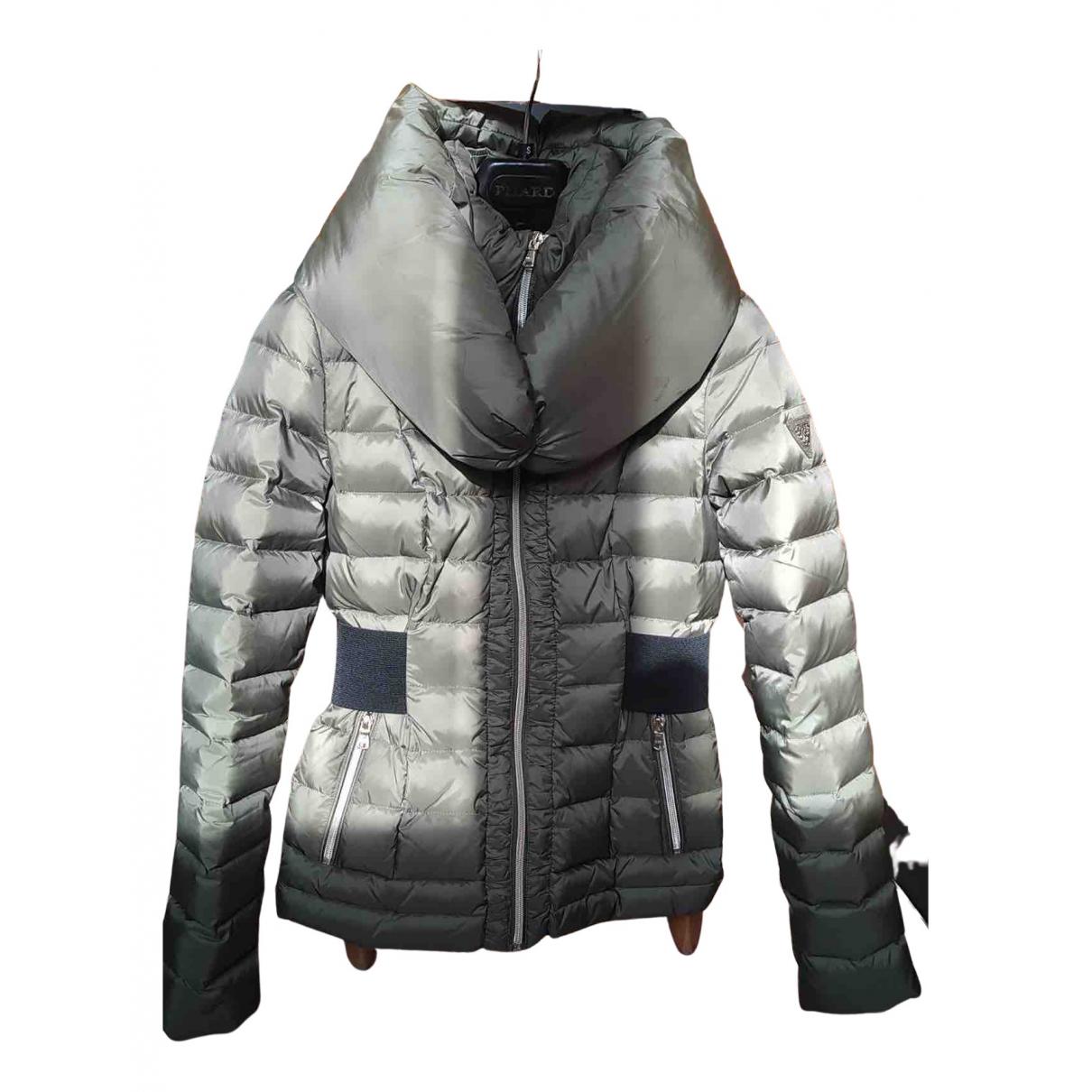 Guess - Manteau   pour femme - vert
