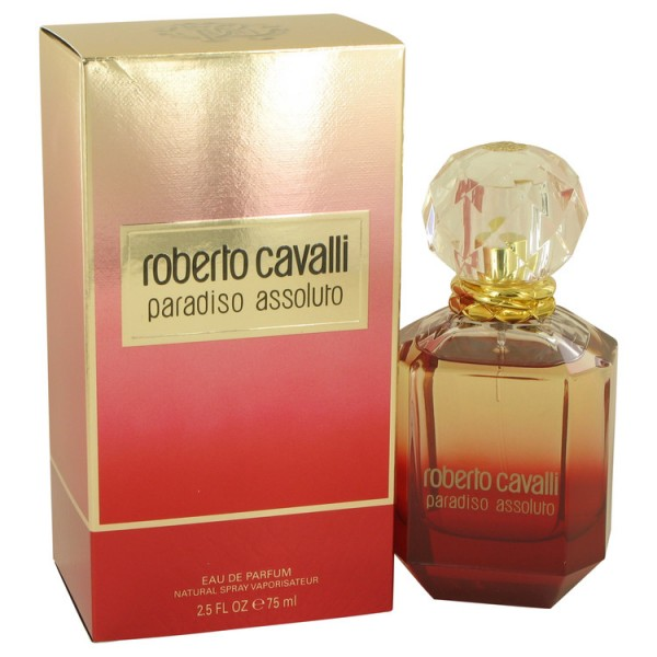 Roberto Cavalli - Paradiso Assoluto : Eau de Parfum Spray 2.5 Oz / 75 ml