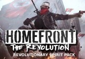 Homefront: The Revolution - Revolutionary Spirit Pack DLC US PS4 CD Key