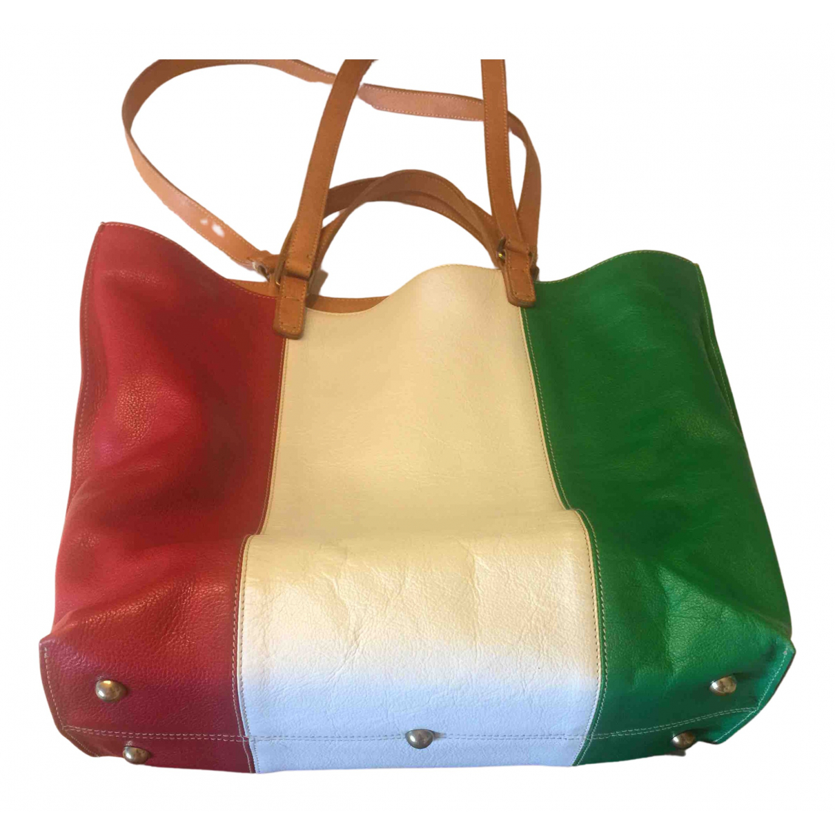 Il Bisonte N Multicolour Leather handbag for Women N