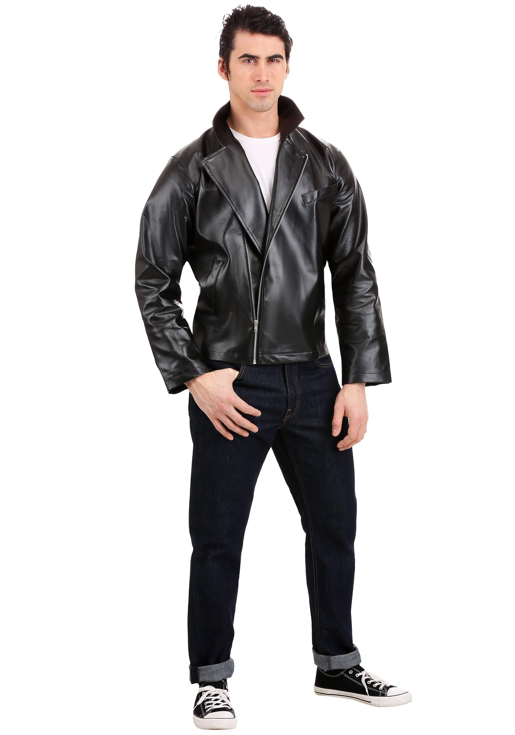 Grease T-Birds Jacket Costume for Men