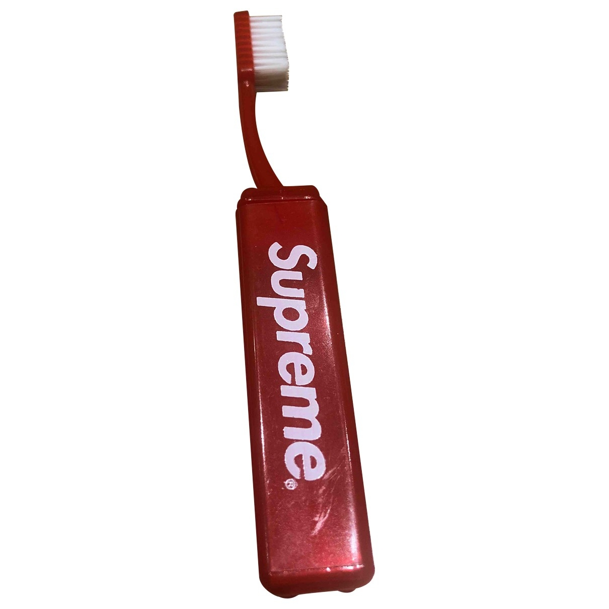 Supreme \N Red Home decor for Life & Living \N