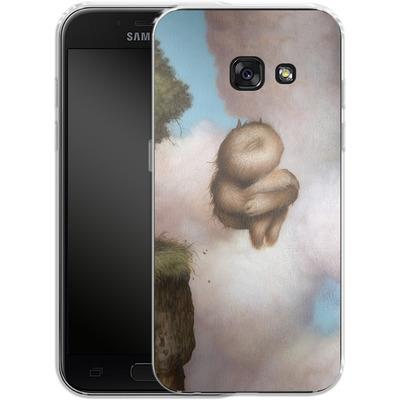 Samsung Galaxy A3 (2017) Silikon Handyhuelle - A Fleeting Moment von Dan May