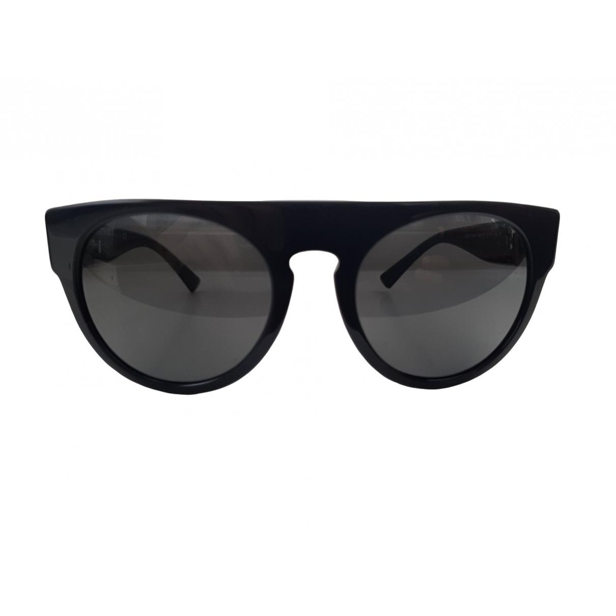 Versace \N Sonnenbrillen in  Marine Kunststoff