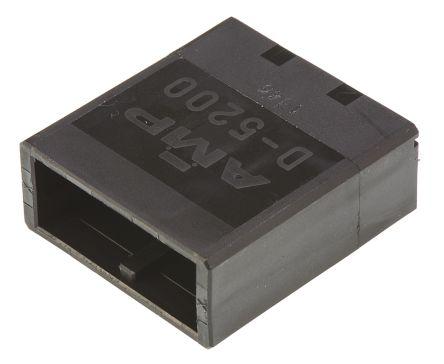 TE Connectivity , Dynamic 5000, 2 Way, 1 Row, Straight PCB Header