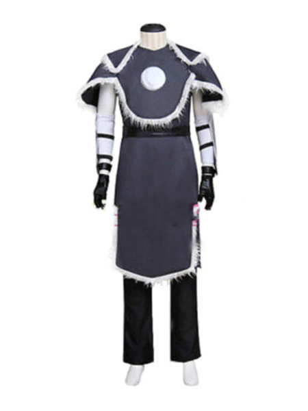 Milanoo Avatar The Last Airbender Sokka Suit Disfraz de Cosplay