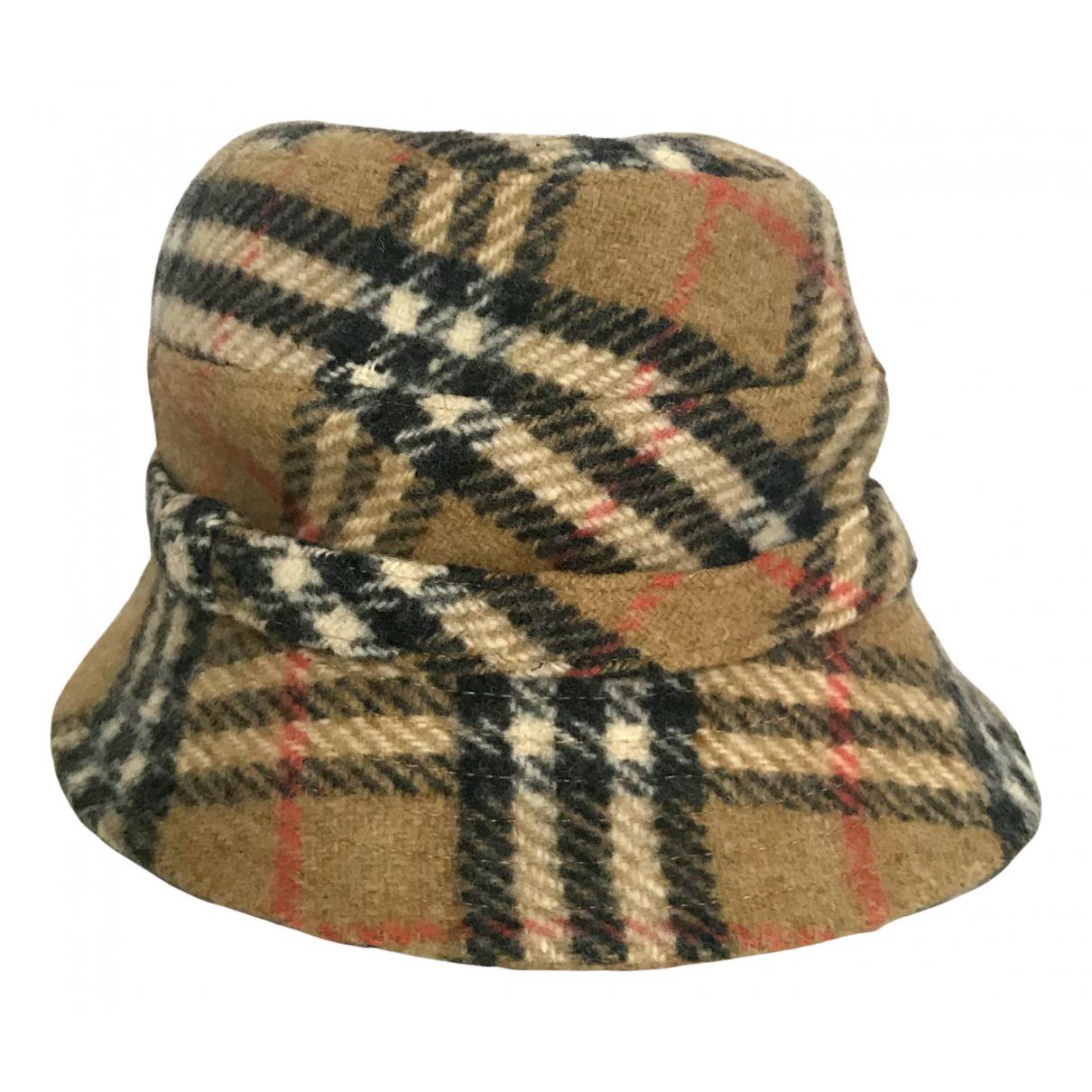 Burberry \N Multicolour Wool hat for Women 59 cm
