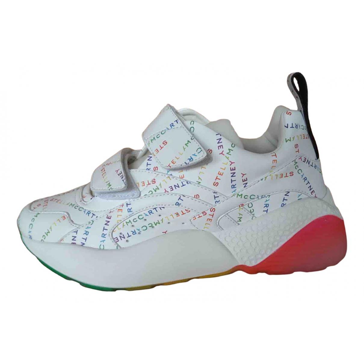 Stella Mccartney Eclypse Sneakers in  Bunt Polyester