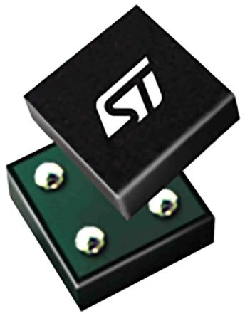 STMicroelectronics , 1.8 V Linear Voltage Regulator, 250mA, 1-Channel, ±3% 4-Pin, Flip Chip LDLN025J18R (3000)