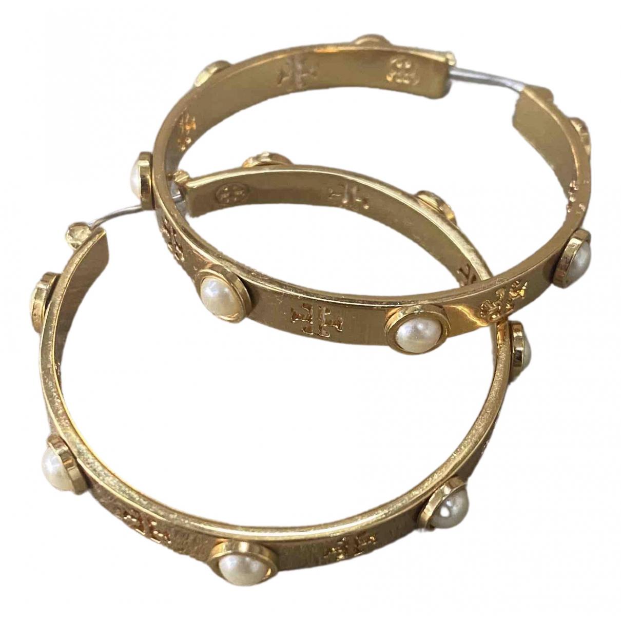 Tory Burch N Gold Metal Earrings for Women N
