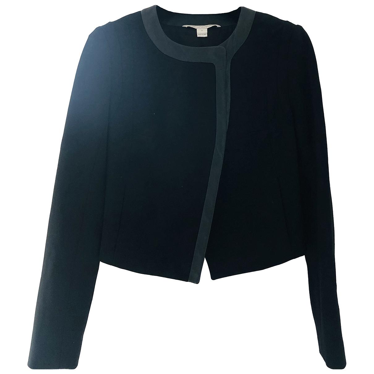 Diane Von Furstenberg \N Black jacket for Women 2 US