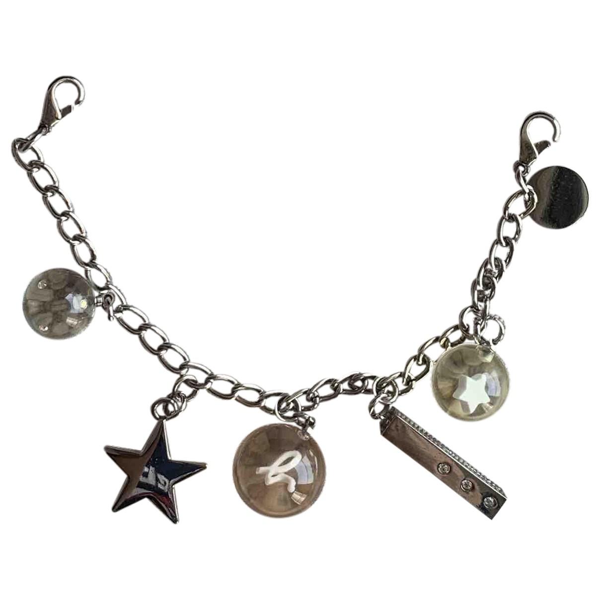 Agnes B. - Bracelet   pour femme en chaine - anthracite