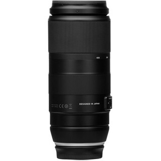 Tamron 100-400mm f/4.5-6.3 Di VC USD Lens for Canon EF (Lens Only)