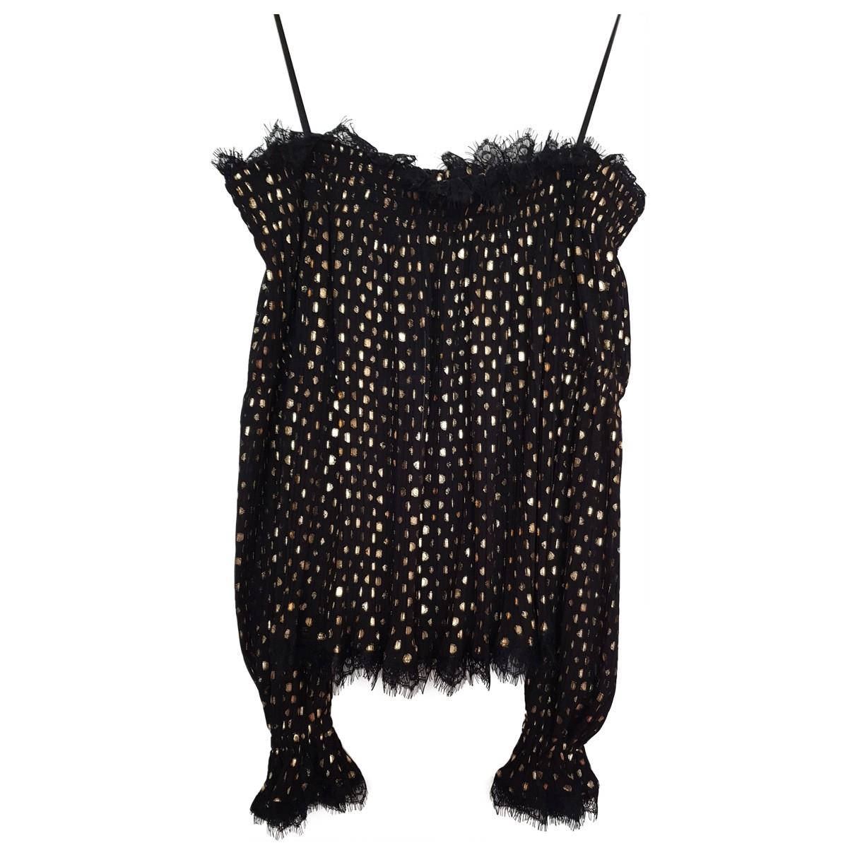 The Kooples - Top   pour femme - noir