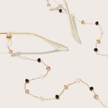 Bead Decor Glasses Chain
