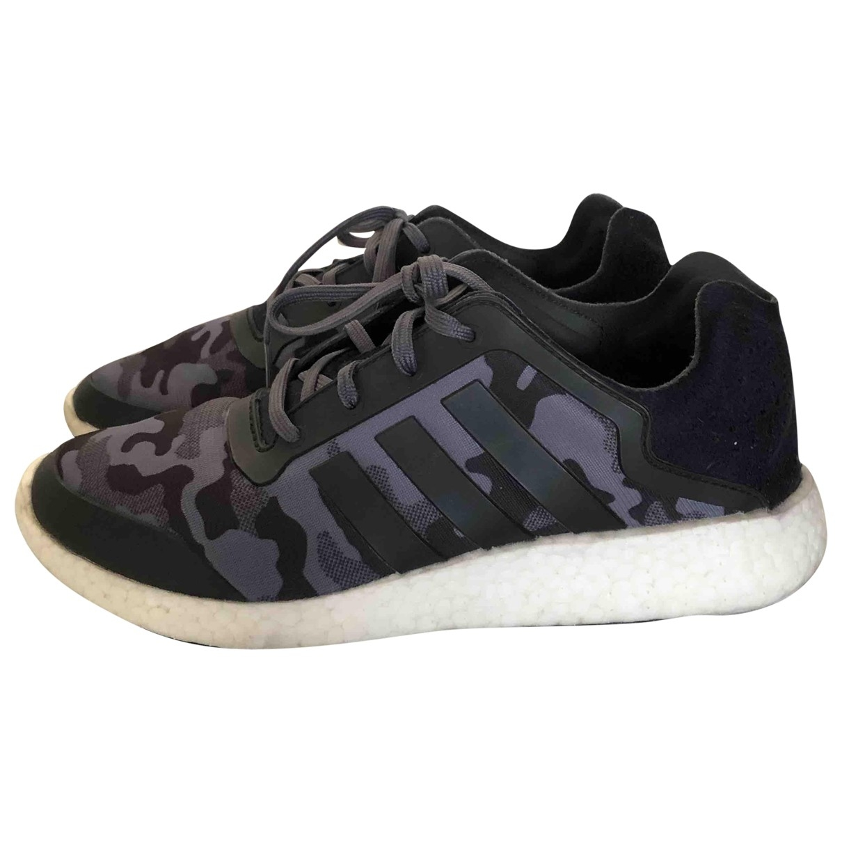 Adidas Ultraboost Grey Leather Trainers for Women 39 EU