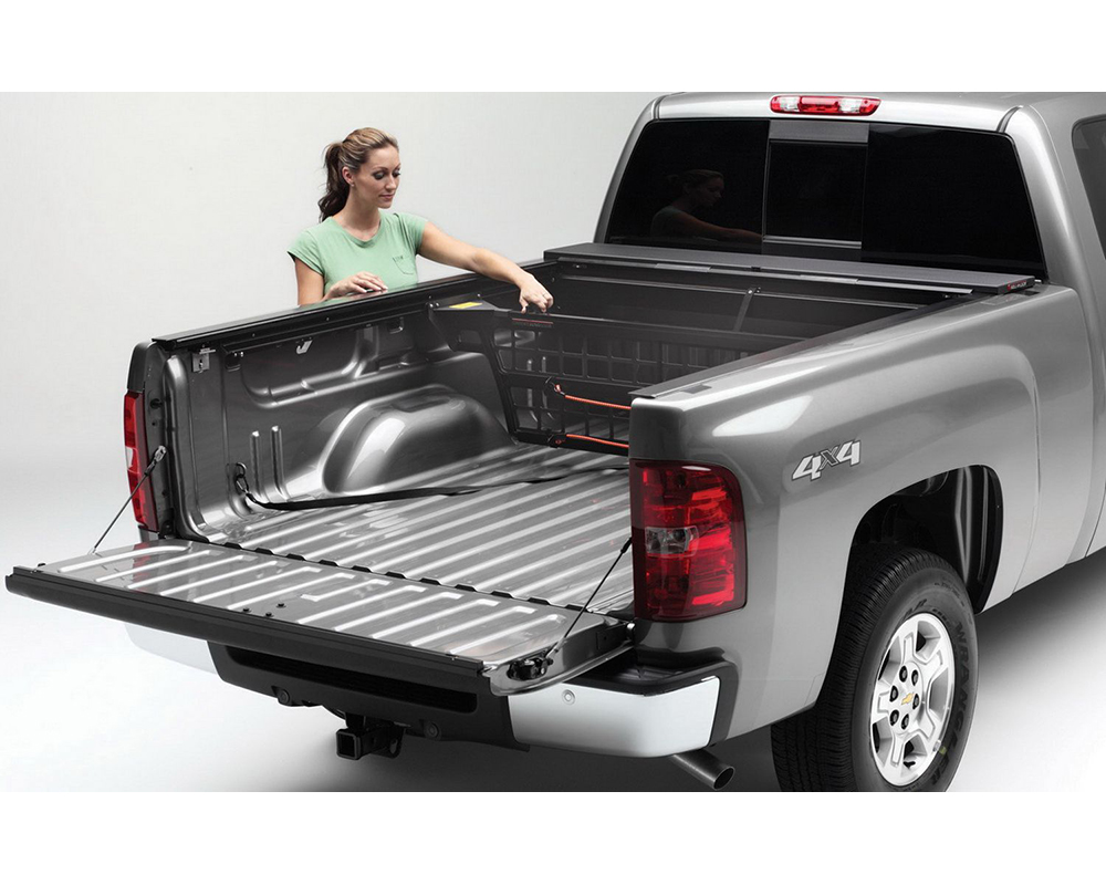 Roll-N-Lock CM500 90-94 Toyota Truck Regular/Extended Cab SB 73-1/4in Cargo Manager
