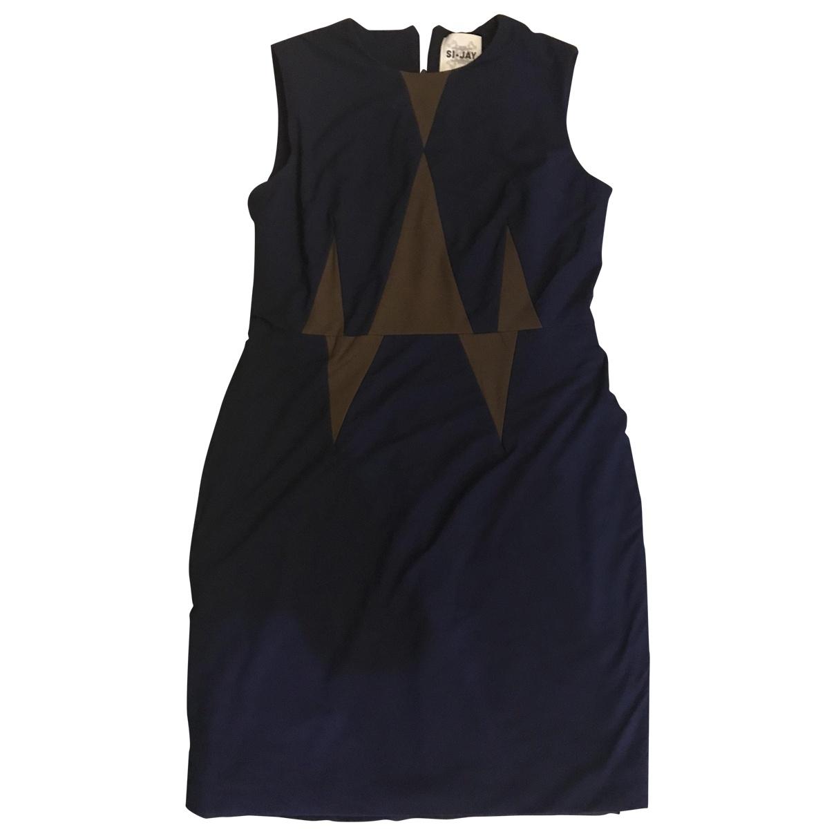 Si Jay \N Blue dress for Women 46 IT
