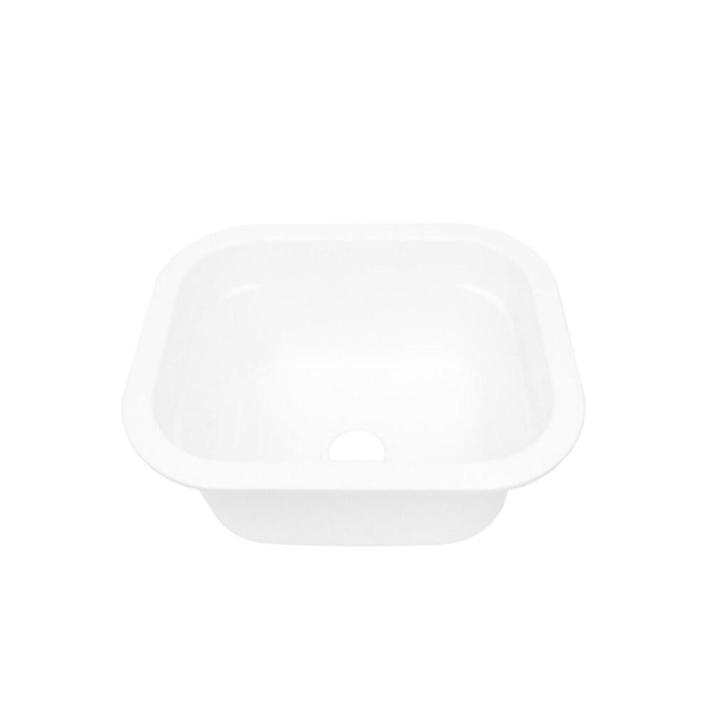 Utility Sink 18x22 - White (White)