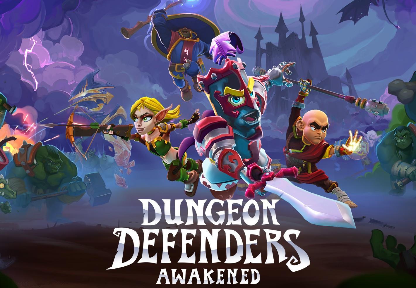 Dungeon Defenders: Awakened EU Steam Altergift