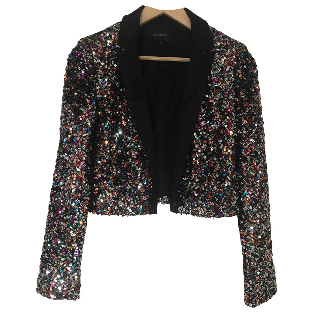 Non Signé / Unsigned \N Multicolour jacket for Women S International