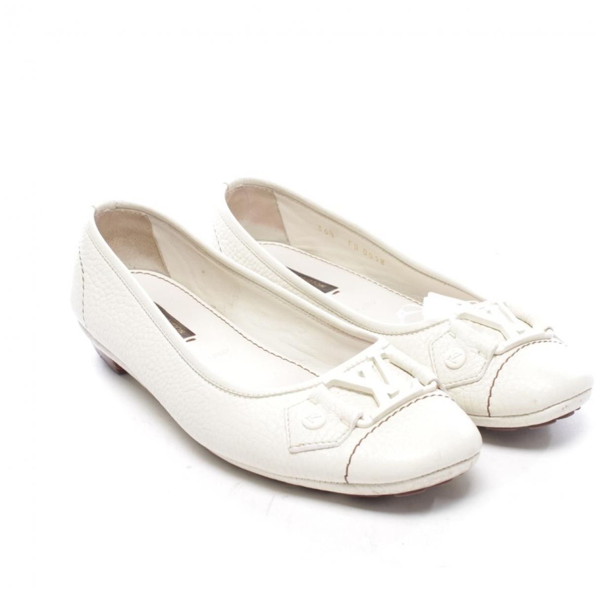 Bailarinas de Cuero Louis Vuitton