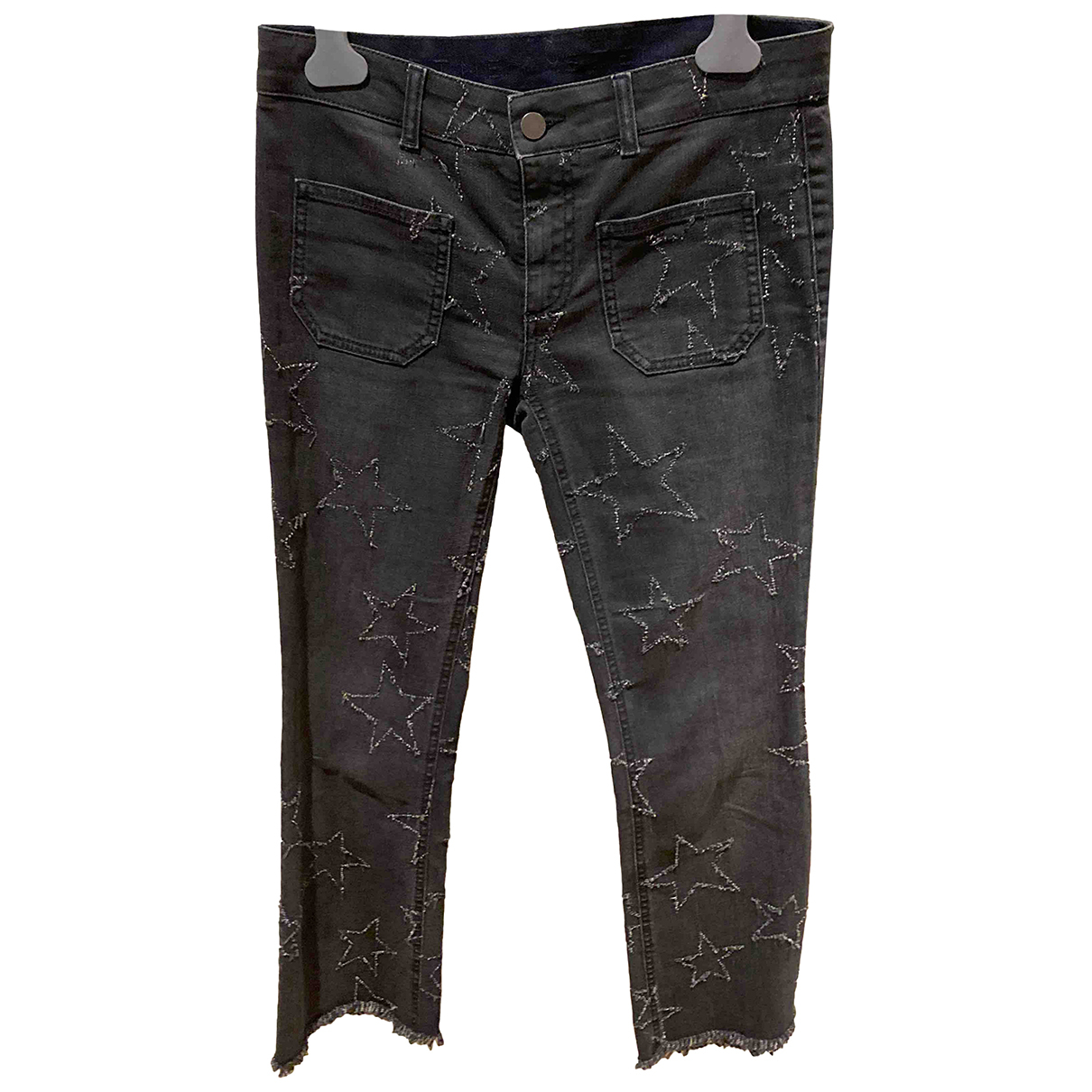 Stella Mccartney \N Grey Denim - Jeans Jeans for Women 26 US