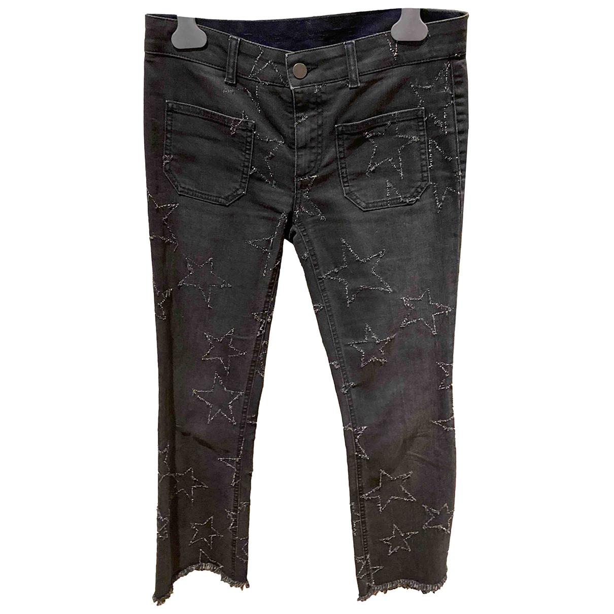 Stella Mccartney \N Grey Denim - Jeans Jeans for Women 26 US