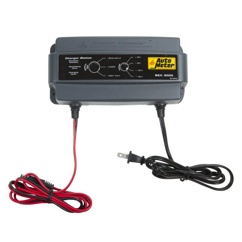 AutoMeter BATTERY EXTENDER; 6;8;12 16V/5A