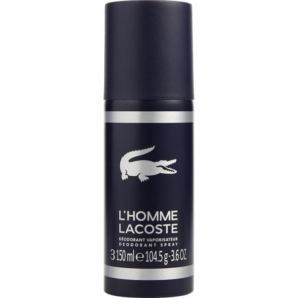 Lacoste - Lacoste LHomme : Deodorant Spray 5 Oz / 150 ml