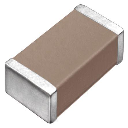TDK 0805 (2012M) 4.7nF Multilayer Ceramic Capacitor MLCC 100V dc ±10% SMD CEU4J2X7R2A472K125AE (2000)