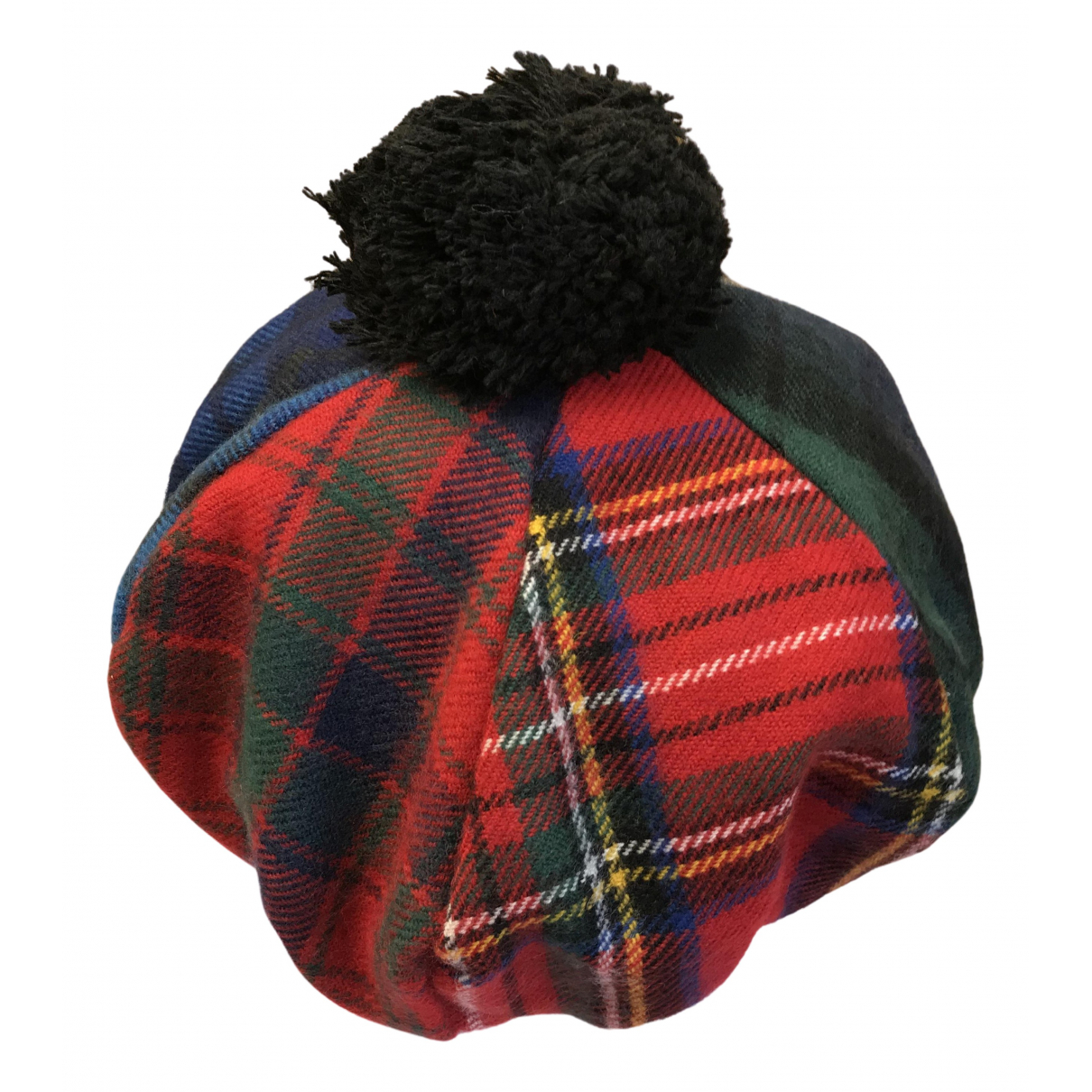 Comme Des Garcons - Chapeau & Bonnets   pour homme en laine - multicolore