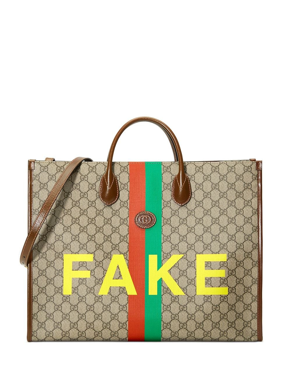 Fake Not Shopping Bag