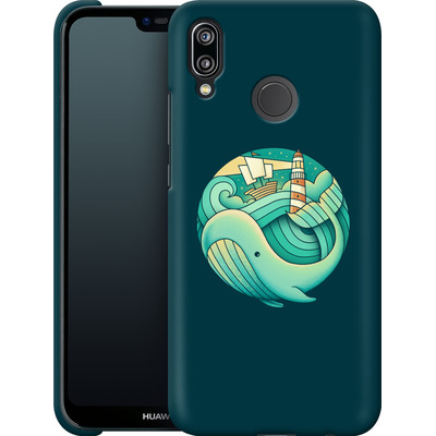 Huawei P20 Lite Smartphone Huelle - Into The Ocean von Enkel Dika