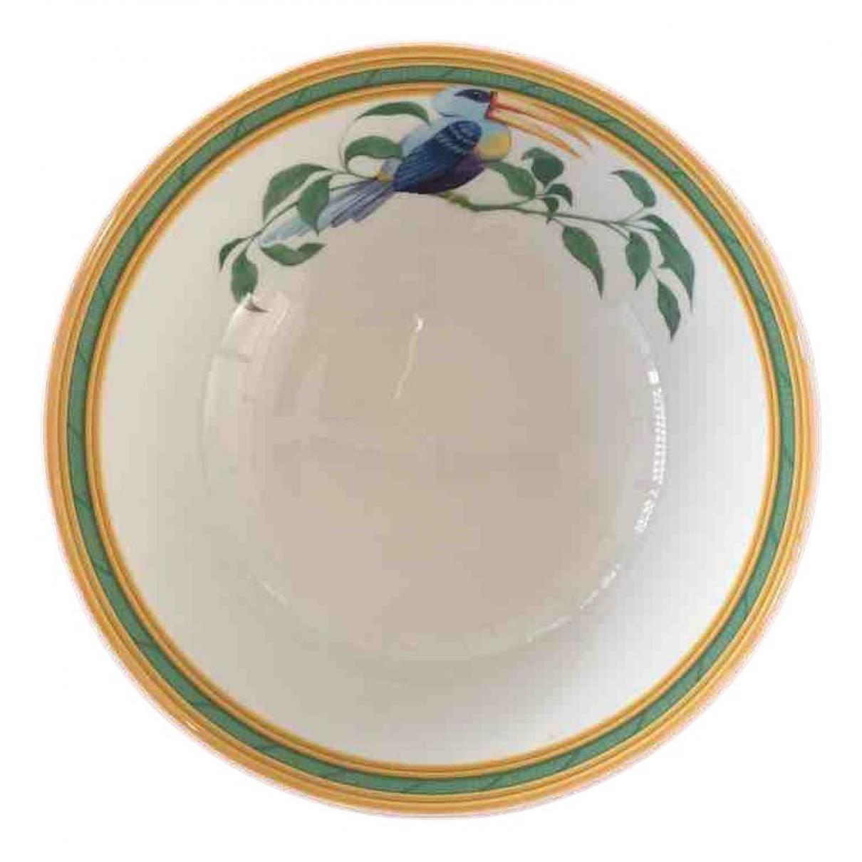 Ensaladera Toucans de Porcelana Hermes