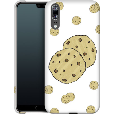 Huawei P20 Smartphone Huelle - Cookies von caseable Designs