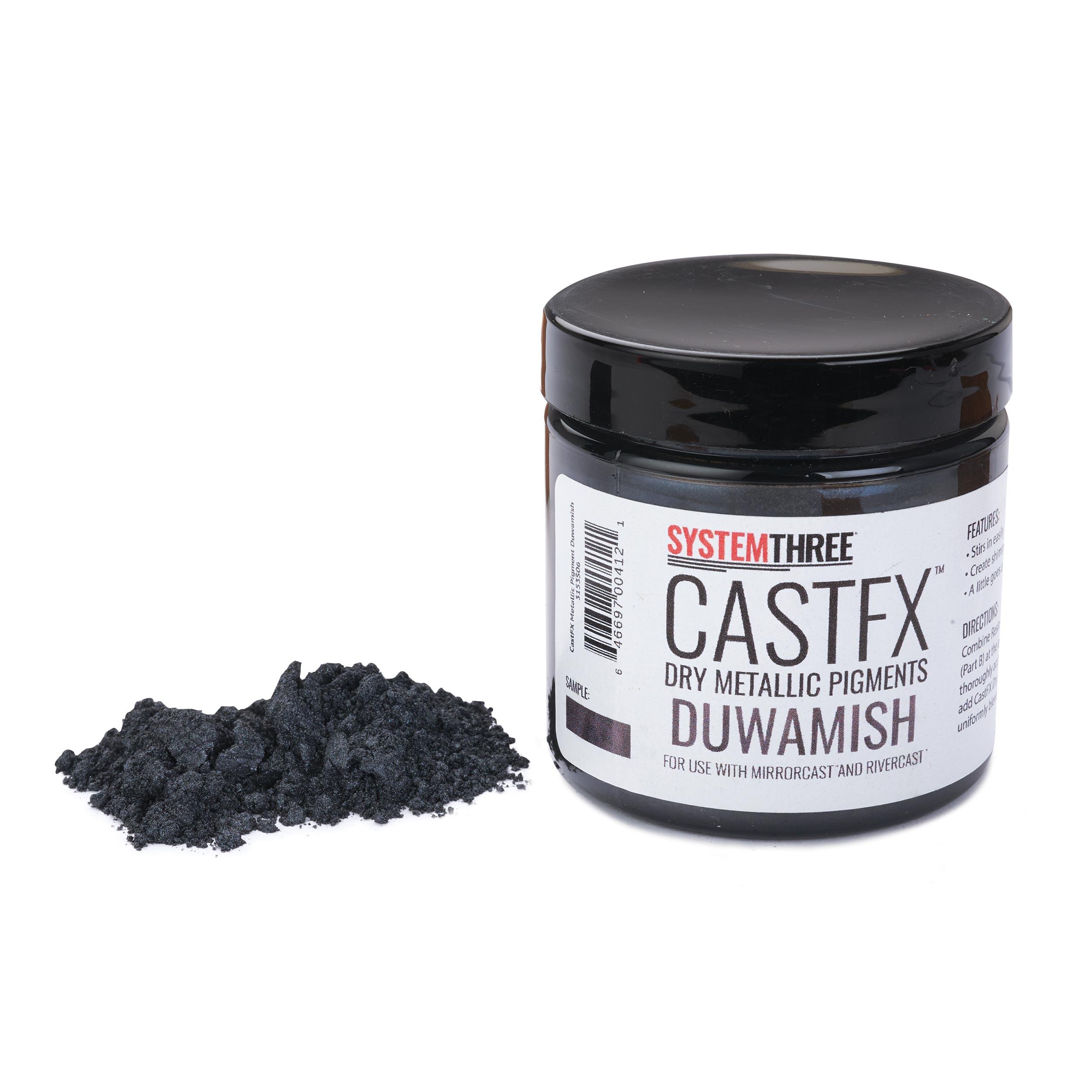 CASTFX DUWAMISH Dry Pigment, 45-GRAMS