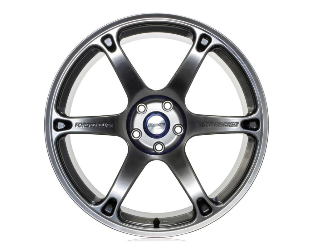 Volk Racing WVD0AY30MME TE037 Dura Wheel 20x10 5x112 30mm Brightening Metal Dark