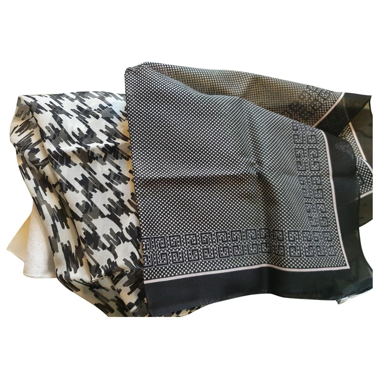 Givenchy - Foulard   pour femme en coton - bleu