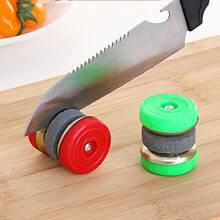 1pc Random Color Knife Sharpener