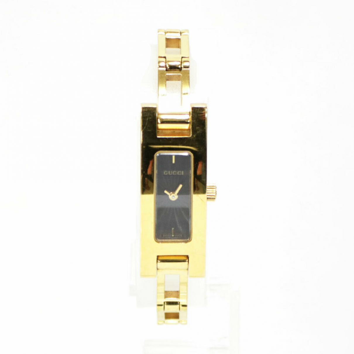 Gucci N Gold Gold plated watch for Women N
