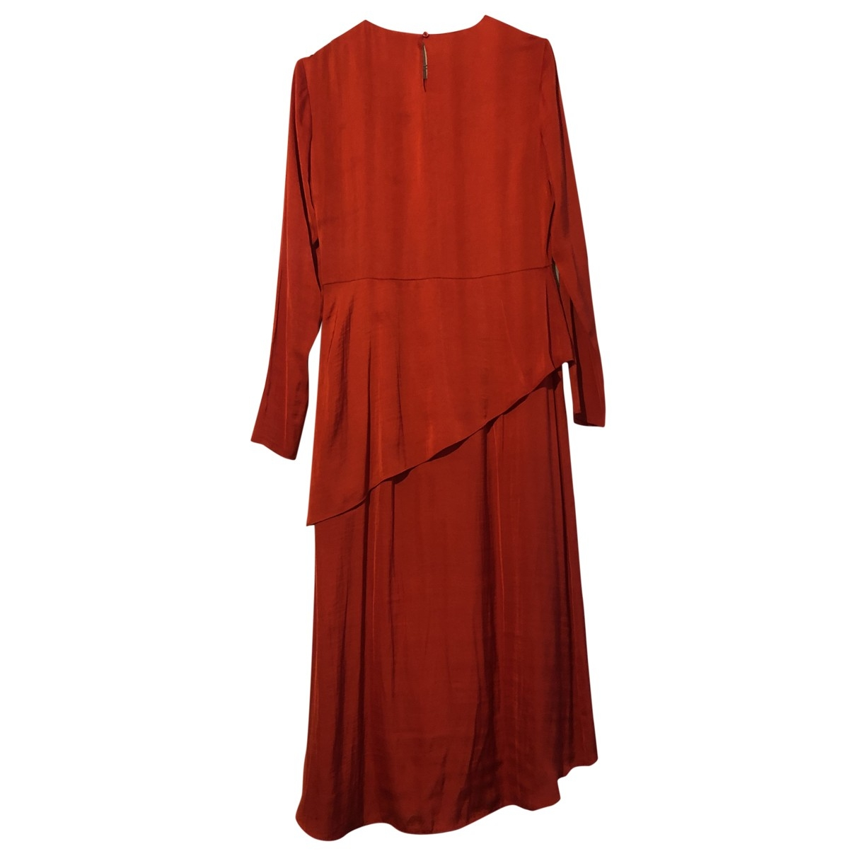 Maje \N Red dress for Women 38 FR