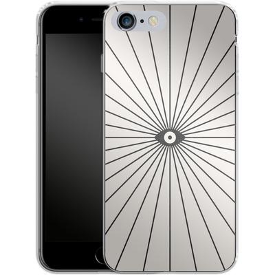 Apple iPhone 6s Plus Silikon Handyhuelle - Big Brother von Florent Bodart