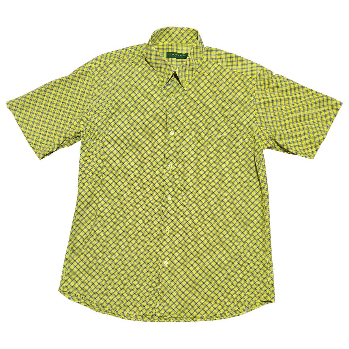 Carven \N Multicolour Cotton Shirts for Men M International