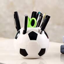 Stifthalter in Fussballform