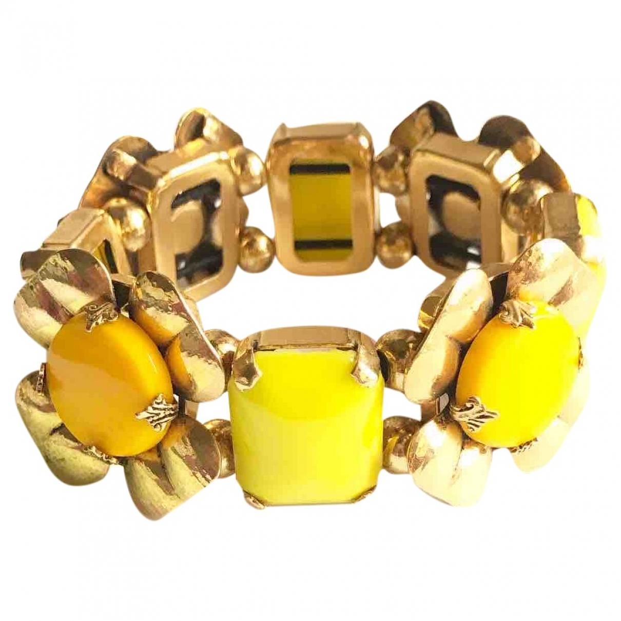 Reminiscence - Bracelet   pour femme en metal - dore
