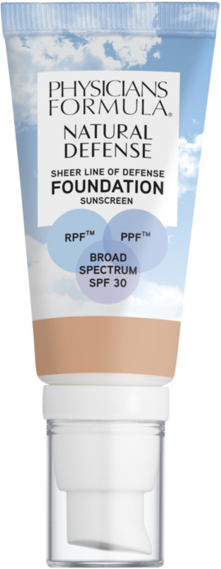 Sheer Line Of Defense Foundation SPF 30 - Fair