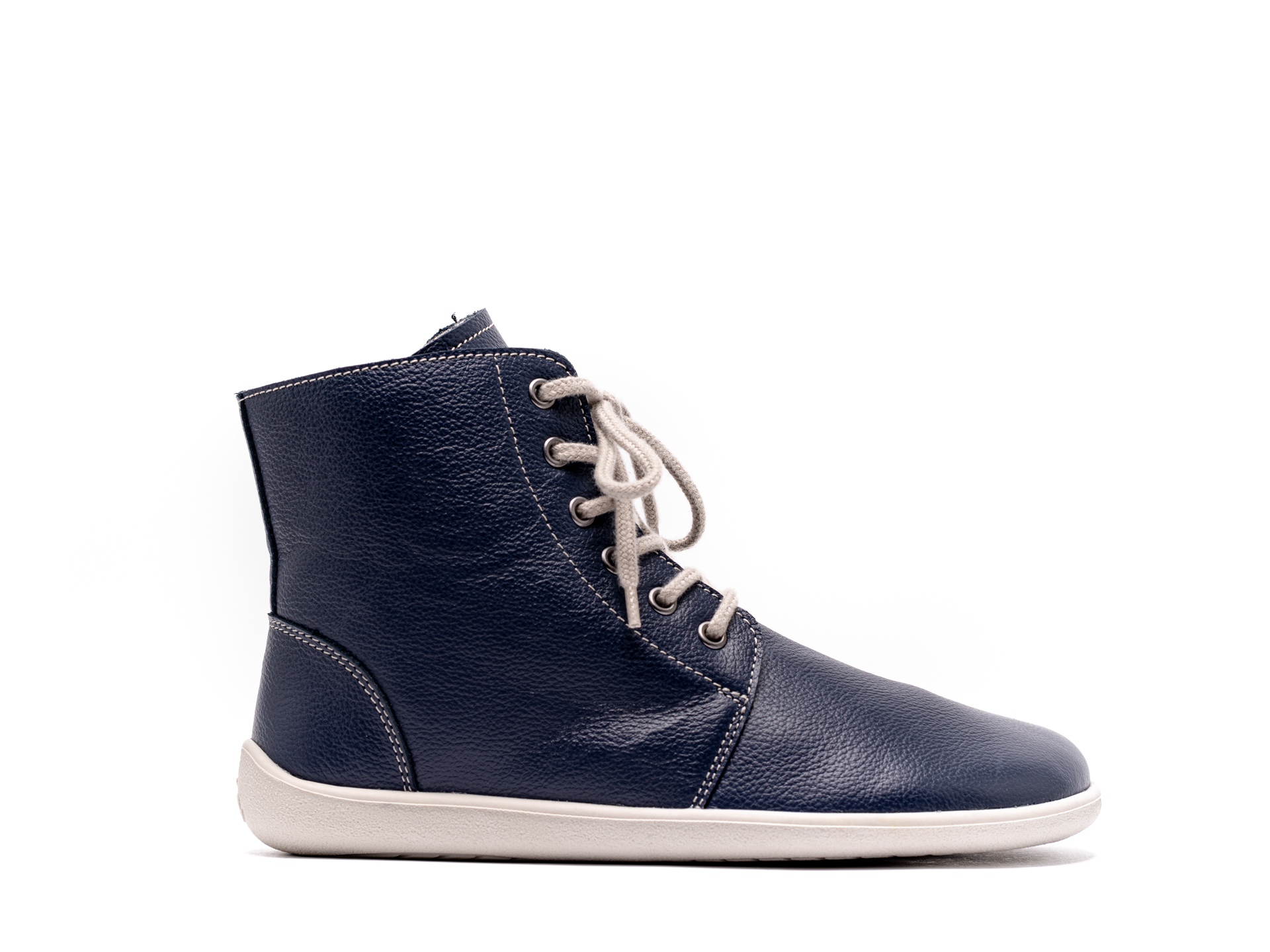 Winter Barfussschuhe Be Lenka Nord – Navy 45